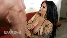 Porno Boot Camp Timed Handjob Auditions