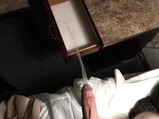 Naughty Hotel piss all over