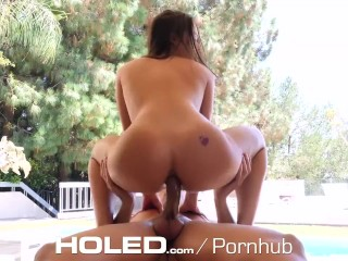 HOLED Best anal with Lana Rhoades