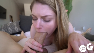 Intense Creampie Sex Scene with Bunny Colby porno