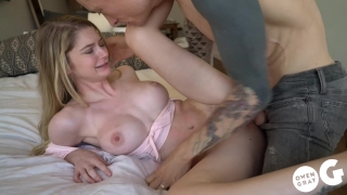 Intense Creampie Sex Scene with Bunny Colby