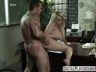 Digital Playground – Madison Ivy gets fucked on her bosses desk