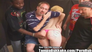 Ass anal eating blonde fuck nasty gang natural ass