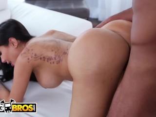 BAGBROS - Busty Latin Pornstar Lela Star Gets Her Big Ass Fucked By Stallio