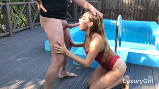 LuxuryGirl Wants My Cock And Cum All Over Her Face! Hot russian