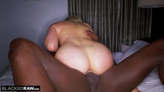 BLACKEDRAW Mia Malkova Keeps Her Husband Updated When Fucking BBC Bj cheating