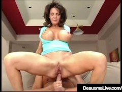 Bookie Collects From Cougar Deauxma Fucking Her For Payment!