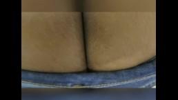 Hornylily buttcrack