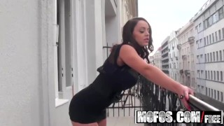 mofos - naughty french girl liza del sierra wants more anal