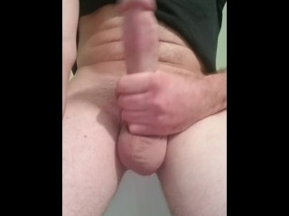Big cock play