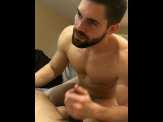 Griffin Barrows Gets Creamed by Two Dudes
