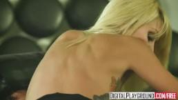 Digital Playground - Monique Alexander gets blindfolded and pounded hard