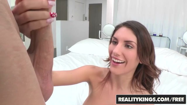 Reality Kings - August Ames, Chris Strokes - no Pants Dance ...