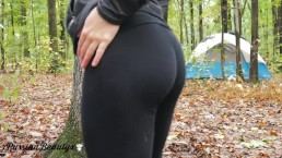 Camping farts