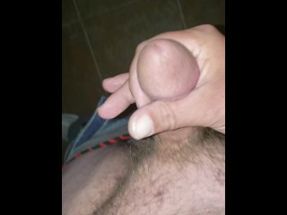 Limp Dick Orgasm follewed by amazing pee piss