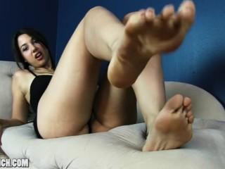 Ceara Lynch Feet