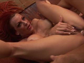 Big Tit MILF Whitney Wonders Shows Off Rock Hard Bod & Cums On cock