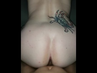 Late night Pounding big cock in big ass