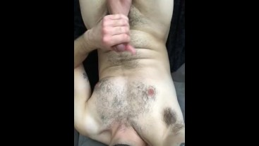 Hot Cock Stroking And Cumshot