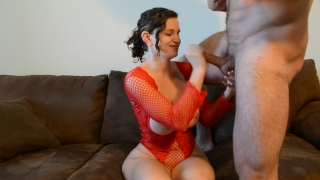 Richard Sutherland fucks PAWG  abs milf butt mother muscle big boobs casting couch lingerie stud fit tattoo mom