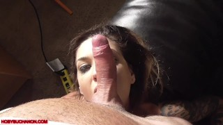 Rocky Emerson Rough Slapping Choking Ass Eating Throat Fuck Eyeball Cumshot Cum masturbate
