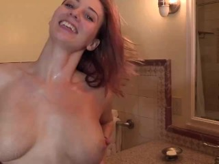 A amateur chick got banged in front of the camera, just for the fun of it