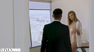VIXEN Side Chick Surprises Her Sugar Daddy At Home