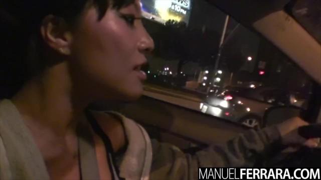 Manuel Ferrara - Asa Akira Solo Mile High Club! 6