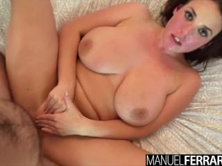 Manuel Ferrara - Angela White's Huge Naturals