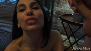 Let start swallow until cum she her you your you teasing deep big