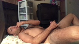 Scotty Blows a HUGE Load of Cum
