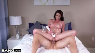 This fuck silvia have pov orgasms milf many can saige in how tits bang