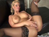 REALMOMEXPOSED Slutty MILF Phoenix Marie Gets Creampied