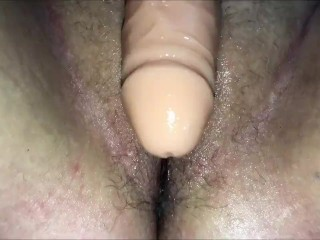 Raven Savage fucks sloppy pussy