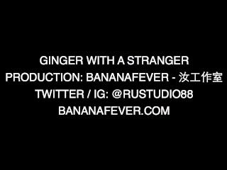 Alvin Tan Fuck Redhead Pale White Girl AMWF - BANANAFEVER