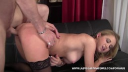 Fucked At Her Porn Casting Mandy Armani Gets A Load Of Cum & No Big Check!