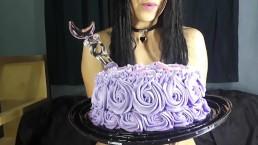 Feliz cumpleaños para mi - hablando español  - ilusion Agatha