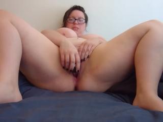 Masturbation after shower