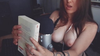 ASMR JOI - Relax and come with me. Threesome blowjob