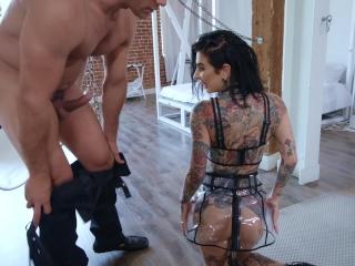 Größter Hahn im Porno-Video