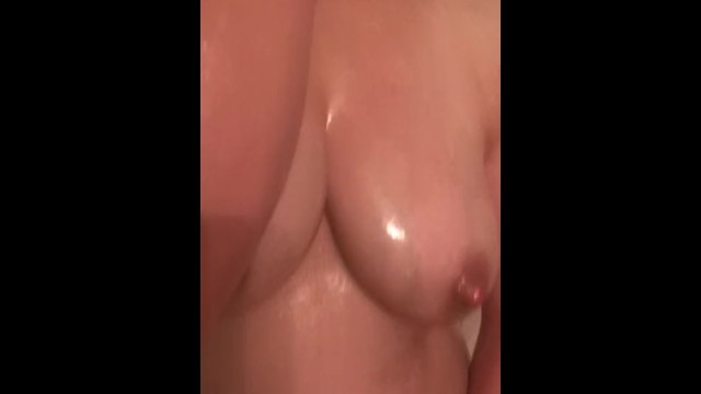 InnocentHouseWife Strips after workout 8