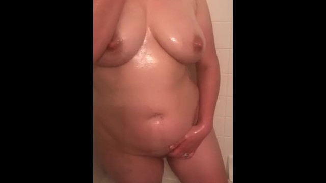 InnocentHouseWife Strips after workout 35