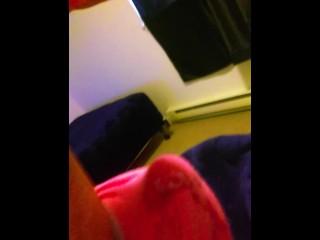humping pillow pink panties