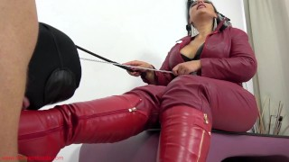 Blind boot worship Preview