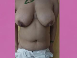 Indian actress removing dress mms