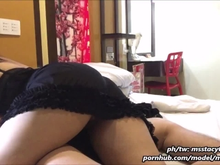 PINAY SEX BEFORE BED