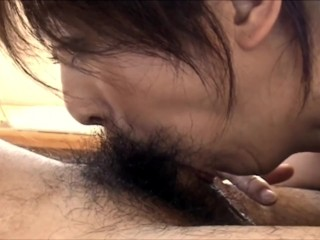 My wife is a blowjob master and just want me all out of cum