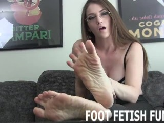 Toe Sucking And Femdom Foot Worship Videos