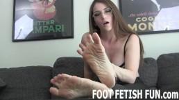 Toe Sucking And Femdom Foot Worship Videos
