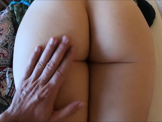 Nice sexy round ass, perfect body - eroyamka